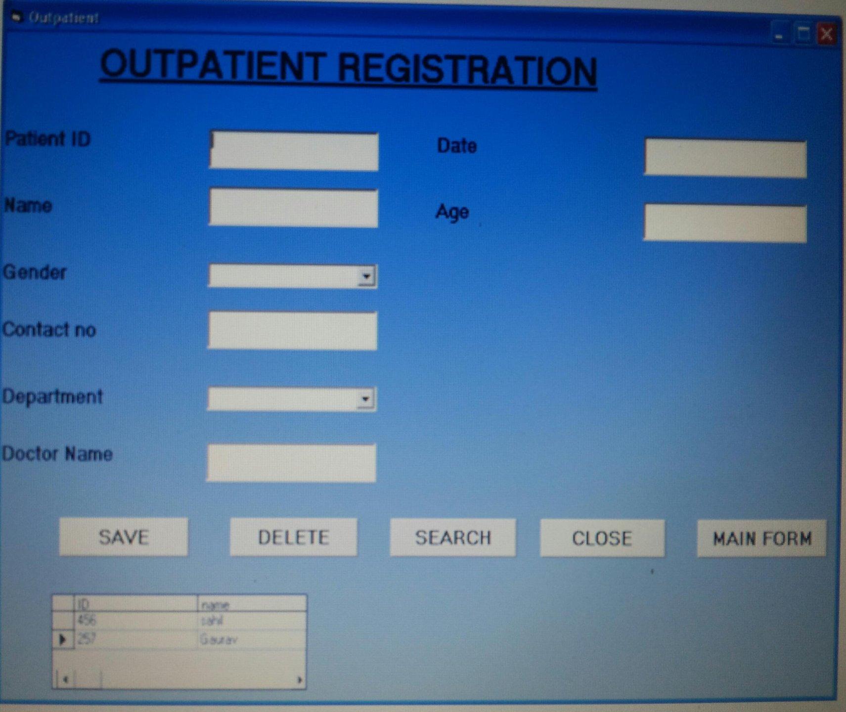 hospital management system download | SourceForge net