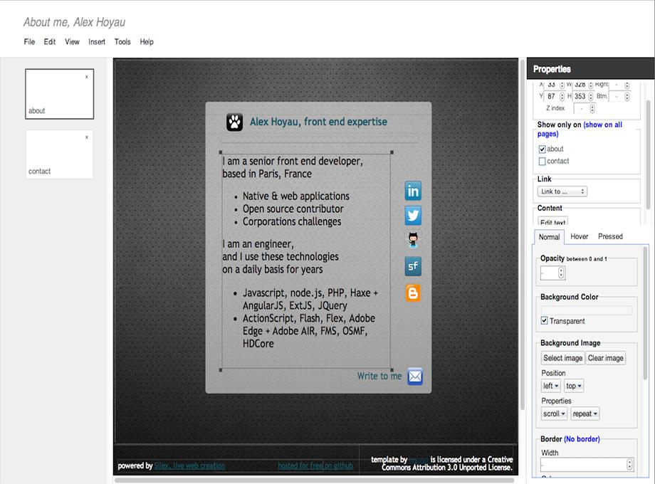 HTML5 Editor download   SourceForge net