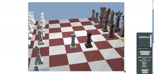 HTML5 2D/3D chess download   SourceForge net