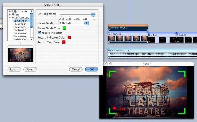 Qt Video Frame