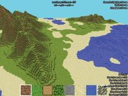 Basic procedural terrain generation