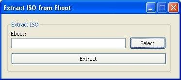 Re-Extract ISO from PSX eboot