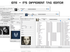 IDTE- ID3 Tag Editor download | SourceForge net