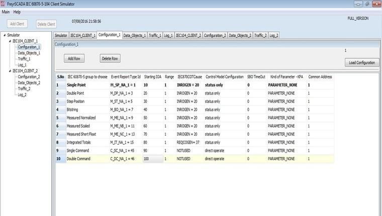IEC 60870-5-104 Client Master Simulator download | SourceForge net