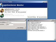 ignitionServer Monitor