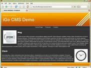 Demo web site
