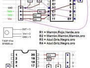 Circuit board design (spanish) for IgorPlug-IR USB device