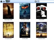 List of all Movies in Database