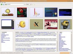 Indywiki on Linux (GNOME)