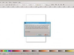 Create a multipage document