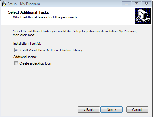 Inno Setup Toolbar Advanced for VB6 download | SourceForge net