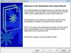 Inno Setup Toolbar Advanced for VB6 download | SourceForge net