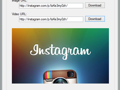Instagram Downloader download | SourceForge net