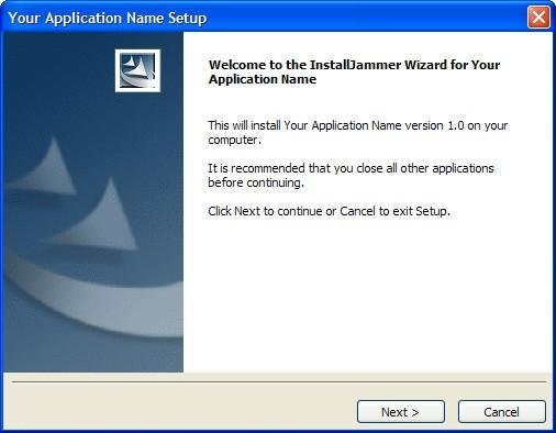 InstallJammer download   SourceForge net