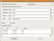 Ubuntu GUI example application using insulargenetica