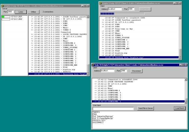 Delphi Internet Demos download | SourceForge net