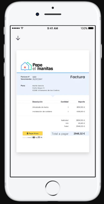 invoice2go billing