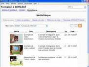 INWICAST Mediacenter for Moodle