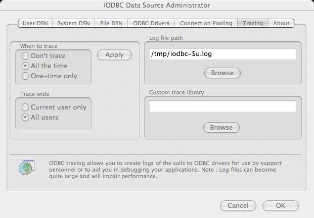 iODBC download   SourceForge net