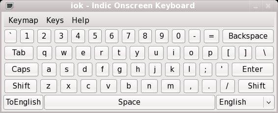 Indic Onscreen Keyboard download | SourceForge net