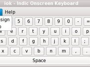 iok Keys Menu