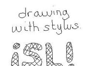 tutor #002 : drawing with the stylus