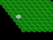 Hexagonal slide map