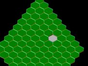 Hexagonal diamond map