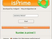 isPrime finished the work