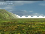 Simple LOD terrain, showing the new LOD patch class.