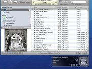 iTunes and NowPlaying plug'in popup window