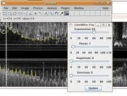 LiveWire ImageJ plugin in a longitudinal IVUS segmentation