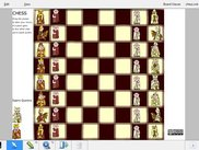 Screenshot of simple chess IWB file