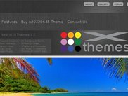 XOOPS and ImpressCMS Theme ixt03206 Release 4.5