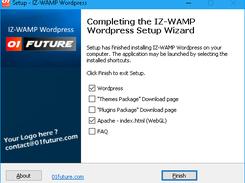 IZ-WAMP Wordpress download | SourceForge net