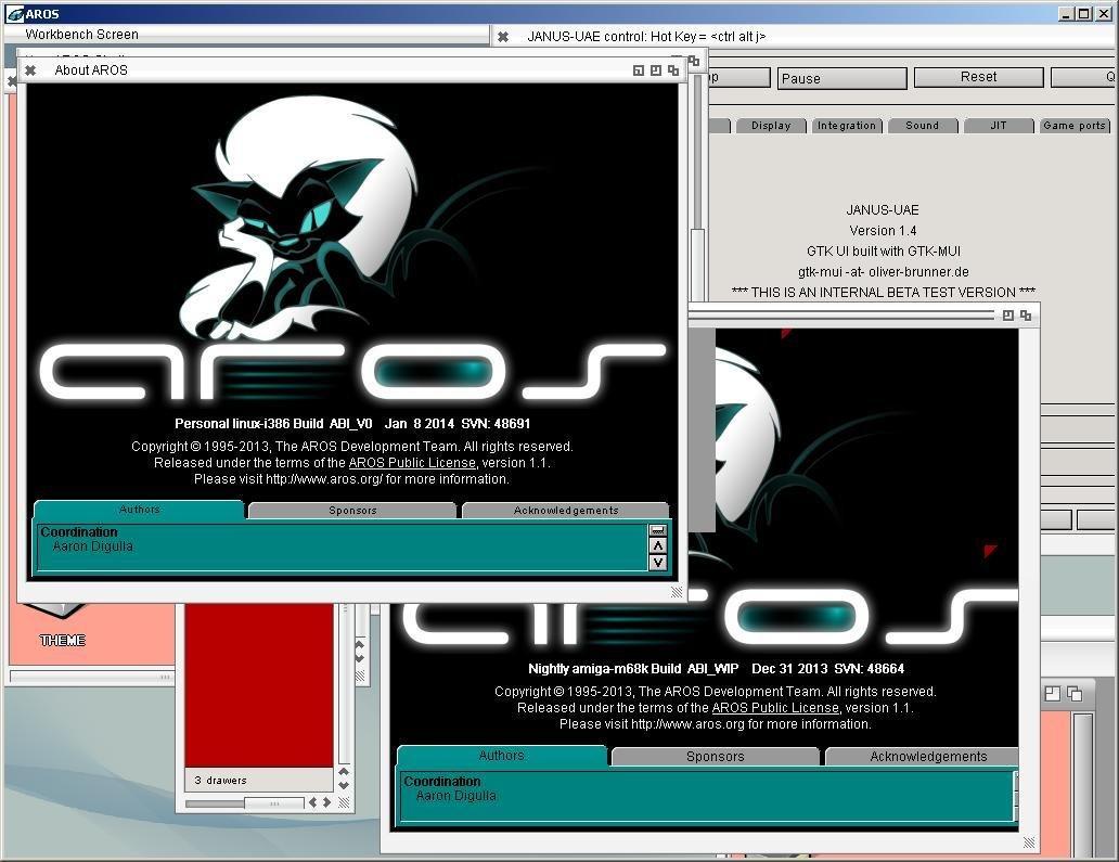 janus-UAE download | SourceForge net