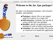 Jar Ajar Self-Extractor (0.7.0)