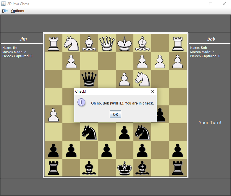 2D Java Chess download | SourceForge net
