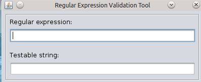 Java Regular Expression Tester Tool download | SourceForge net