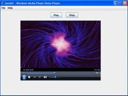 JavaAX - Windows Media Player Demo