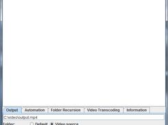 Java MP4Box Gui download   SourceForge net