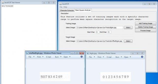 Java OCR download | SourceForge net