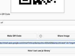 JavaScript QR Code download | SourceForge net