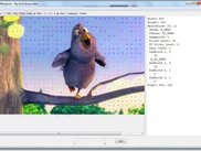 VP8Inspector viewing a WebM file
