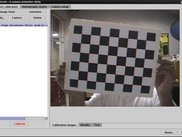 Chessboard pattern corners detection