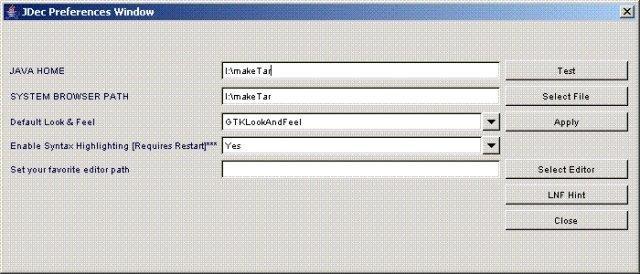 Jdec: Java Decompiler download | SourceForge net