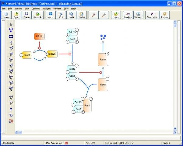 Systems biology software project download sourceforge jdesigner main edit window jdesigner network diagram ccuart Gallery