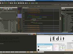 jEdit 5.0 daily on Windows 7