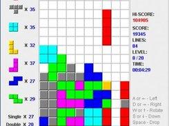 Jetris - A Java based Tetris clone download | SourceForge net