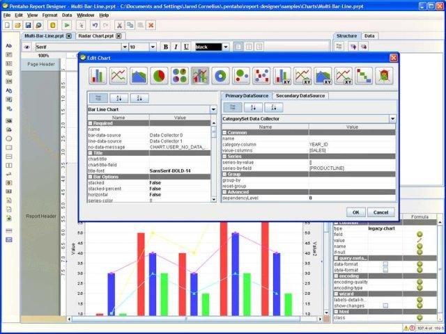 Report Designer for Web. User-Friendly Interface, Easy Setup, Zoom ...